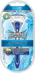 Wilkinson Hydro 3 Rasierapparat, + 1 Klinge