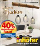 Möbel Inhofer Möbel Inhofer - Sonderbeilage Leuchten - bis 21.04.2021