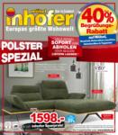 Möbel Inhofer Möbel Inhofer - Polster Spezial - bis 11.04.2021