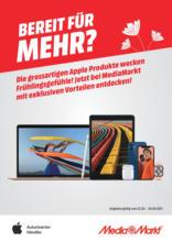 Apple - Bereit für mehr?