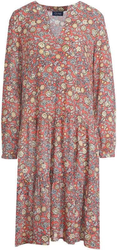 Damen Kleid mit floralem Print (Nur online)