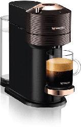 Nespresso Kaffeemaschine ENV120.BW Vertuo Premium Rich Brown