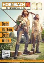 Hornbach - Dein Garten, Dein Wille.