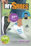 MyShoes GmbH MyShoes Flugblatt - bis 03.04.2021