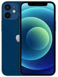 iPhone 12 mini 5G (64GB, Blue)