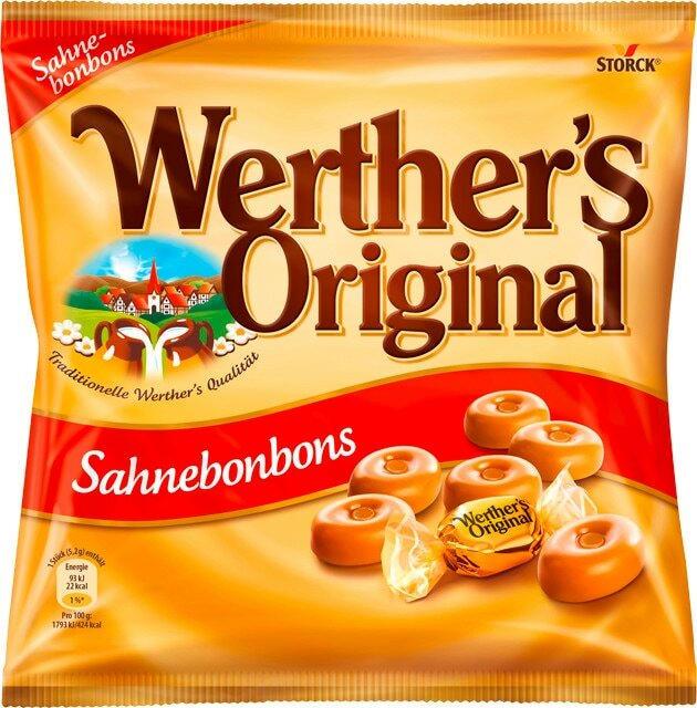 Storck Werther's Original Bonbons