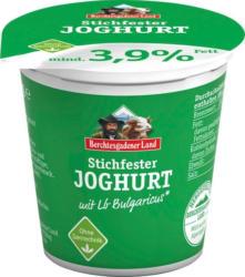 Berchtesgadener Land Stichfester Joghurt
