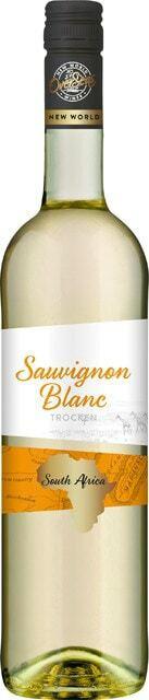 Südafrika: Over Seas Sauvignon blanc