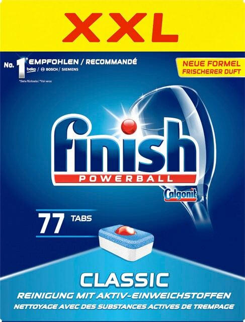 Finish Tabs Classic