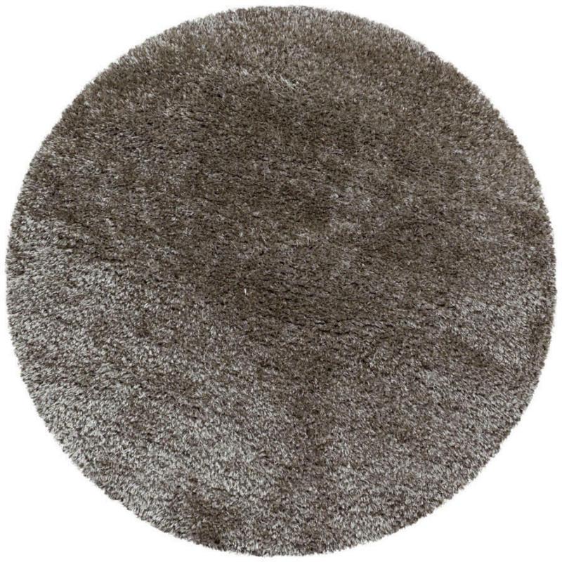 Hochflorteppich Brilliant 4200 taupe