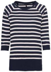 Damen-Shirt mit breitem Taillenbund