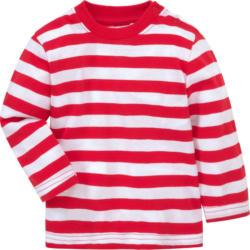 Baby Langarmshirt im Ringel-Look (Nur online)