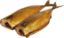 Makrelen (Scomber scombrus) ohne Kopf, kaltgeräuchert /lose