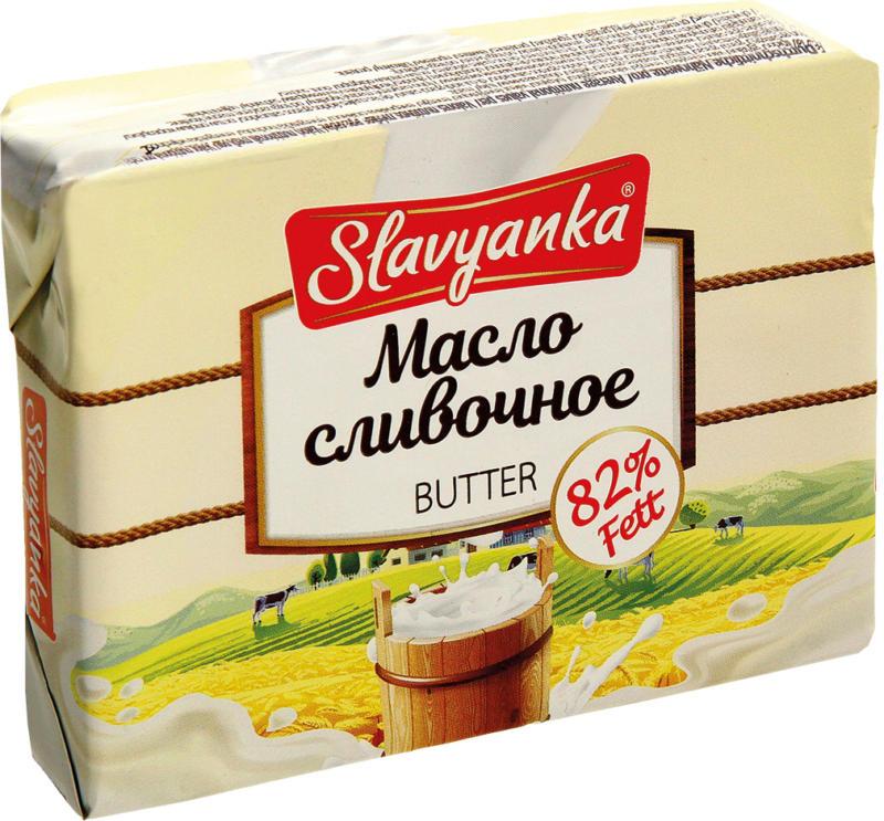 Butter 82% Fett