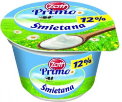 Saure Sahne, 12% Fett, Extra Creamy