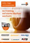 Autohaus Haupt GmbH Reifen 1+ Frühlingsbeilage - bis 24.04.2021