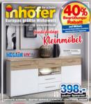 Möbel Inhofer Möbel Inhofer - Sonderbeilage Kleinmöbel - bis 21.04.2021