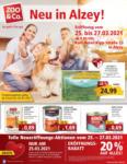 ZOO & Co. TREDE & VON PEIN ZOO & Co: Osterangebote - bis 04.04.2021