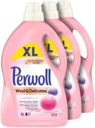 Perwoll Flüssigwaschmittel Wool & Delicates Faserpflege 3 x 3 l -