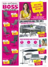 Möbel Boss: Wochenangebote
