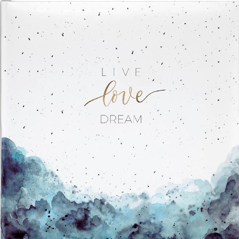 Paradies Jumboalbum Live Love Dream
