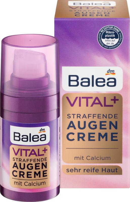 Balea Vital+ Augencreme