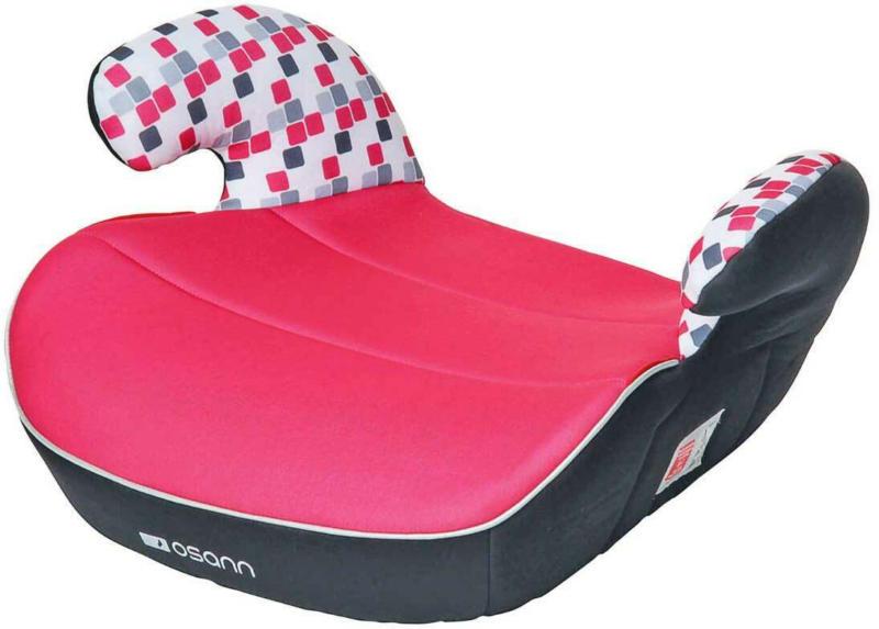 Osann Kindersitzerhöhung Junior Cube Pink -