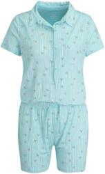 Damen Schlaf Jumpsuit mit Allover-Print (Nur online)