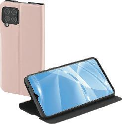Booklet Single2.0 für Samsung Galaxy A12, Rosa