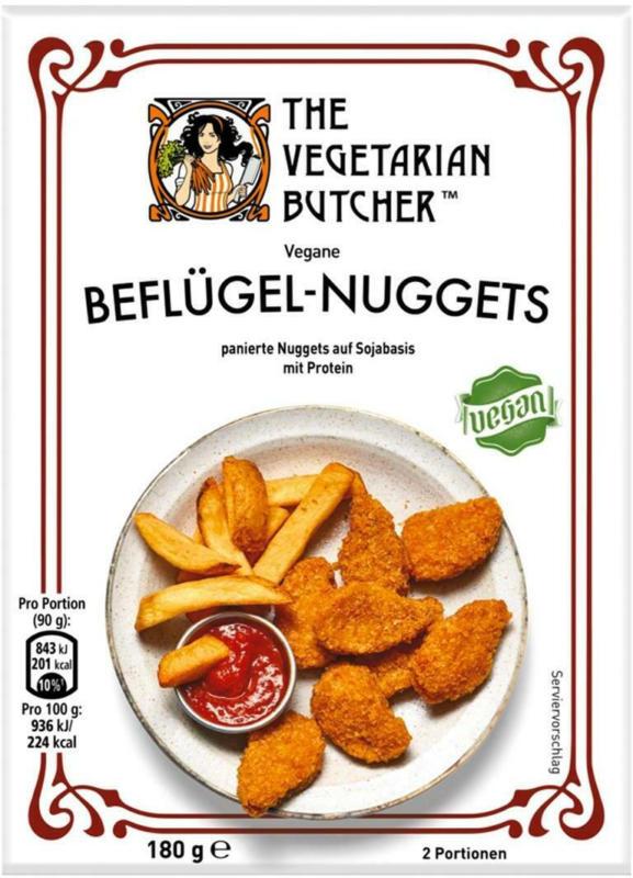 The Vegetarian Butcher Vegane Nuggets
