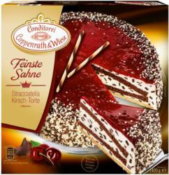 Coppenrath & Wiese Feinste Sahne Stracciatella-Kirsch-Torte