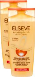 Shampoo Anti-Rottura L'Oréal Elsève, 2 x 250 ml