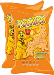 Pom-Bär Chips Paprika, 2 x 100 g