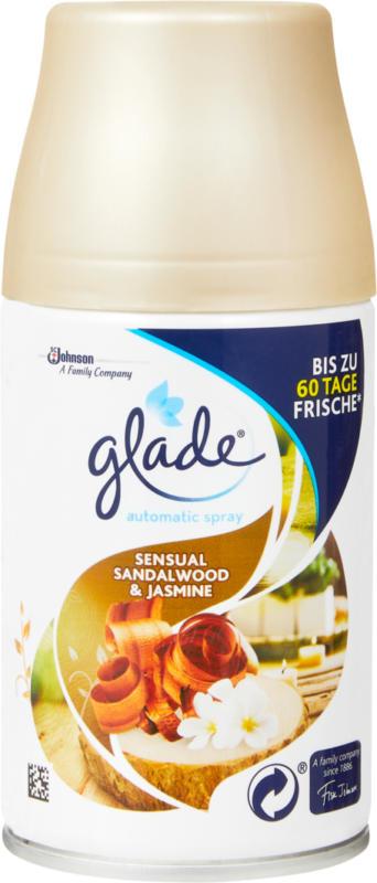 Désodorisant automatique Glade, Relaxing Zen, recharge, 269 ml