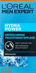 L'Oréal Men Expert Hydra Power Feuchtigkeitscrème, 50 ml