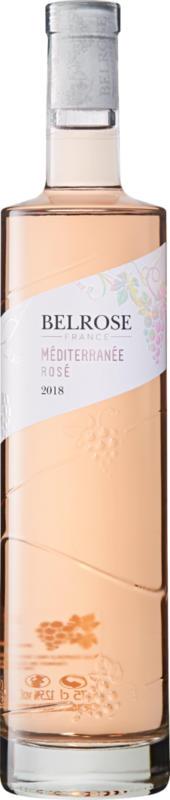 Belrose Méditerranée IGP Rosé, 2020, Méditerranée, Frankreich, 75 cl