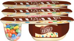 Yogurt Danone, M&M's, Vaniglia, 3 x 120 g