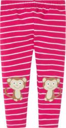 Baby Leggings mit Affen-Motiv (Nur online)