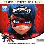MediaMarkt Geschichten von Ladybug & Cat Noir - mp3-Staffelbox 1.1 - Das Original-Hörspiel zur TV-Serie (Folgen 1 - 13)