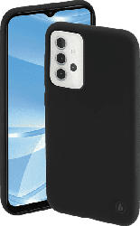 Cover Finest Feel für Samsung Galaxy A32 5G, Schwarz