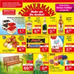 Zimmermann Sonderposten Angebote vom 29.03.-03.04.2021 - bis 03.04.2021