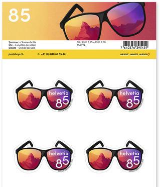 Sommer, Bogen «Sonnenbrille»