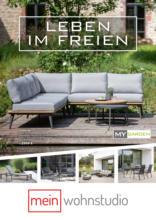 Mein Wohnstudio: Leben im Freien
