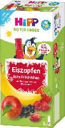 Hipp Eis-Zapfen Rote Früchtchen 5x30ml
