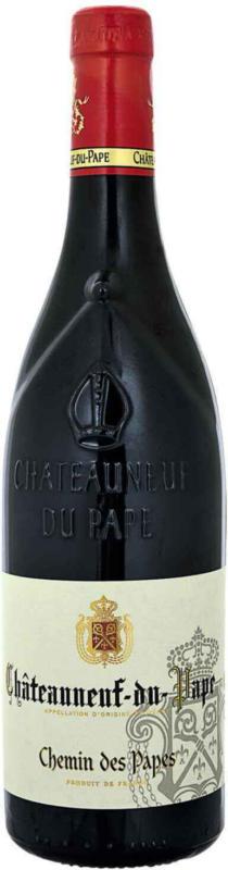Châteauneuf Du Pape Chemin des Papes AOP 75 cl - 6 pièces