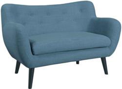 2er-Sofa George denim -