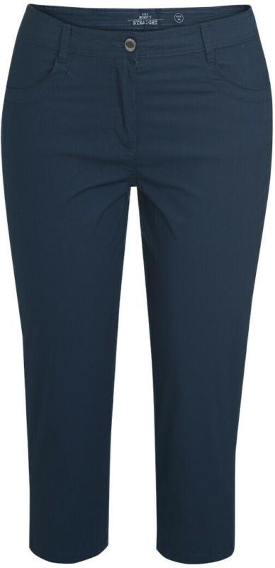 3/4 Damen Hose mit 4 Taschen (Nur online)