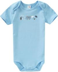 Baby Schlupfybody mit tierischem Print (Nur online)