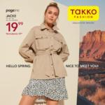 TAKKO Mattighofen Takko Fashion Frühlingshighlights - bis 08.04.2021