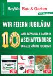 BayWa Bau- & Gartenmärkte Wochenangebote - bis 03.04.2021